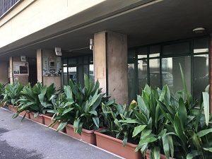 ingresso la maison de fuecopared servizi loft