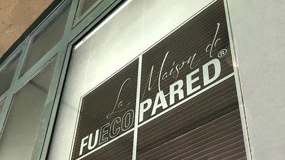 Ingresso Maison de Fuecopared